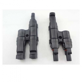 MISOL 5 pairs of MC4 Parallel connector Adapter 1M2F+2M1F, TUV certification
