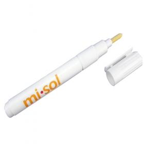 MISOL 10 PCS of Rosin Flux PEN for DIY Solar cells Panels, for electrical soldering