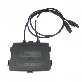 MISOL JUNCTION BOX for SOLAR CELLS PANELS, 8AMP, with MC4 connector, with 90cm cable PTV-JCB-0802-1