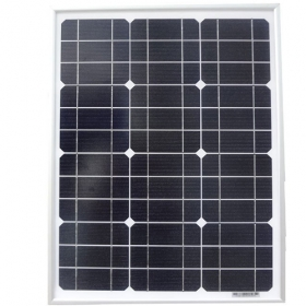 MISOL 30w solar panel for 12V system, monocrystalline, photovoltaic panel, solar module