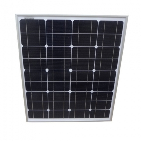MISOL 50w solar panel for 12V system, monocrystalline, photovoltaic panel, solar module