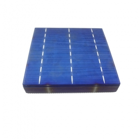 MISOL 72 pcs 4.14W POLY Cell 6x6 for DIY solar panel, polycrystalline cell, solar cell