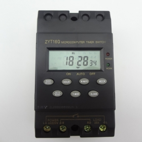 MISOL 10 pcs 220V Timer Switch Timer Controller LCD display, Multiple channel automatic