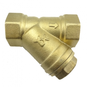 "MISOL 1 pcs of 1"" DN25 Brass Y Type Strainer Valve Connector Fitting"