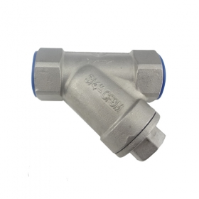"MISOL 1 pcs of NPT 3/4"" DN20 Y Type Strainer Valve stainless steel"