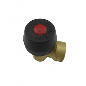 MISOL 10 UNITS Italy OR safety releif valve DN15 10bar for solar water heater