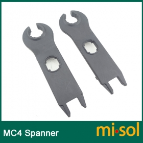 for solar panel instatllation misol MC4 connector tool spanners//wrench