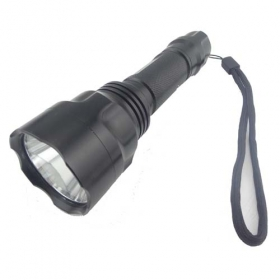 MISOL 1pc of Flashlight CREE Q5 LED 300LM Lumen 3 mode Torch for camping, hiking