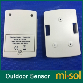 Transmitter for Wireless Weather Station, wireless temperature sensor for professional weather station