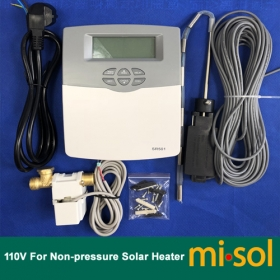 MISOL 110V Intelligent Controller for Compact non pressurized Solar Water Heater